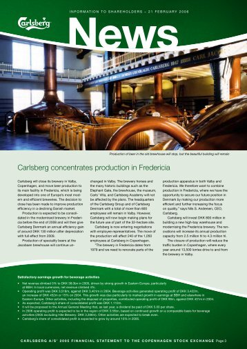 21 February 2006 Carlsberg News UK.pdf - Carlsberg Group