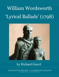 William Wordsworth: Lyrical Ballads (1798) - Humanities-Ebooks
