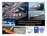 Jose Matheickal - World Ocean Council