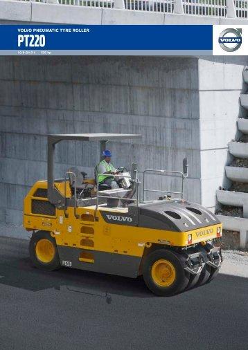 PT220 - Volvo Construction Equipment