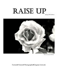 RAISE UP 09-revised - Coppin State University