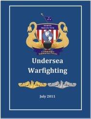 Undersea Warfighting.pdf - US Navy Hosting