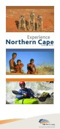 NCTA Travel Guide 2012 - Northern Cape Tourism