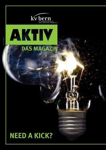 AKTIV Nr.3 2012 - KV Bern