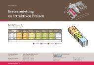 Erstvermietung zu attraktiven Preisen - Redinvest Immobilien AG