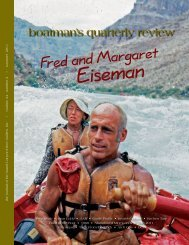 summer 11 / 24:2 - Grand Canyon River Guides