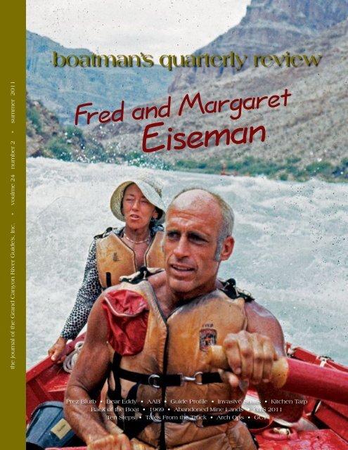 summer 11 / 24:2 - Grand Canyon River Guides