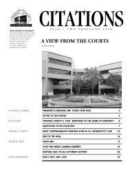 citations - Ventura County Bar Association