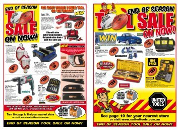 ON NOW! - Coffs Harbour Power Tools