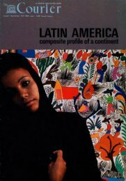 Latin America: composite profile of a continent ... - unesdoc - Unesco