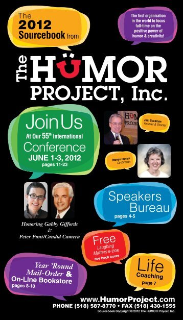 JoinUs - The HUMOR Project