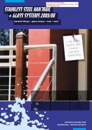 Handrail Catalogue - SAS (Sales)