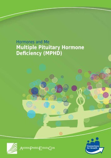 Multiple Pituitary Hormone Deficiency - APEG