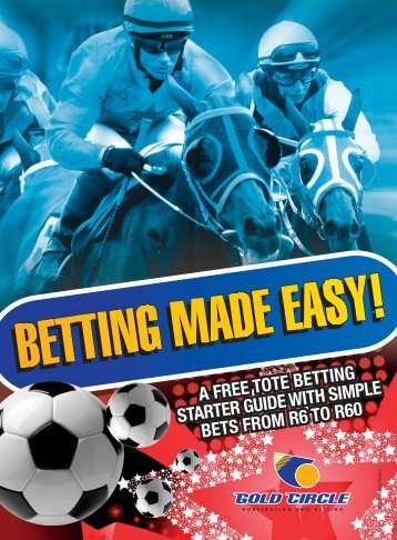 Download our Easy Betting Guide here - Vodacom Durban July