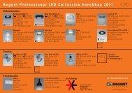 Regent Professional LED Collection EuroShop 2011