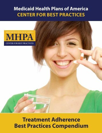 treatment Adherence Best Practices Compendium - Medicaid Health ...