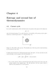 Lecture-Notes (Thermodynamics) - niser