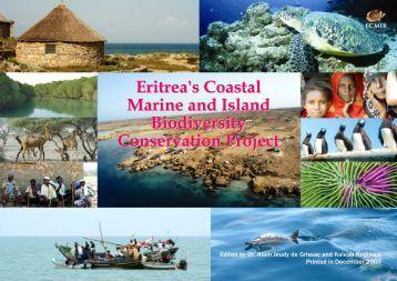 Eritrea's Coastal Marine and Island Biodiversity Conservation Project