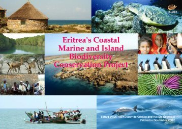 Eritrea's Coastal Marine and Island Biodiversity Conservation Project