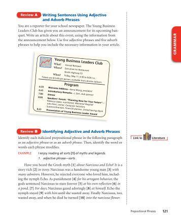 identifying adverbs ii adverb worksheets. Black Bedroom Furniture Sets. Home Design Ideas