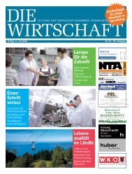 Die Wirtschaft Nr. 24 vom 11. Juni 2010