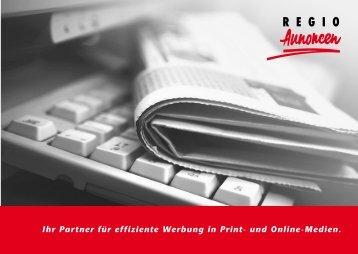 Flyer Langenthal - Regio Annoncen