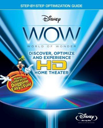 download pdf - Disney WOW
