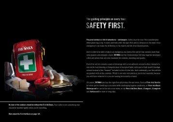 First Aid - Tatonka