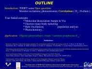 Fundamentals of TDDFT for nonlinear phenomena of light