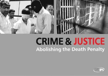 CRIME & JUSTICE - IPS Inter Press Service
