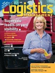 Logistics Management - September 2012