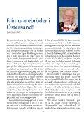 Östersunds Frimurare Blad - Derva - Page 4