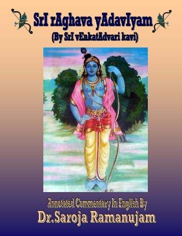 Raghava YadavIyam - Ibiblio