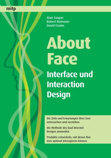 About Face Interface und Interaction Design - Mitp