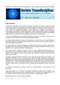 Uma oportunidade para o Livre Pensar - Celeste Carneiro - Page 4