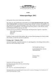 Schneesportlager 2012 - Kantonsschule im Lee Winterthur