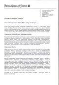 EFG LEASING A.D. BEOGRAD IZVEŠTAJ NEZAV!SNOG ... - Page 3