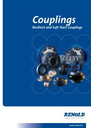 Renold Couplings Cat 7th-4 - Industrial and Bearing Supplies