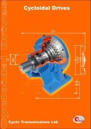 Cyclo Drives New Catalogue.cdr - Cyclo Transmission Ltd.