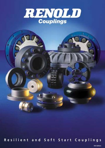 Resilient and Soft Start Couplings - Renold Australia