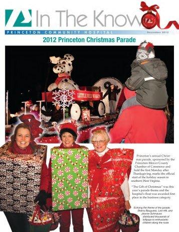 2012 Princeton Christmas Parade - Princeton Community Hospital