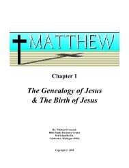 Genesis 22 - Bible Study Resource Center