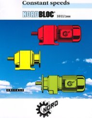 Nord Catalogue - Nottingham Electrical Transmissions