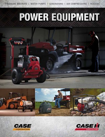Power Equipment - 2013 Catalog (CIH).PDF - Cnhshopproducts.com