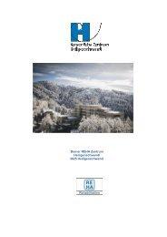 E Verfahren der internen Qualitätssicherung - Berner Reha Zentrum