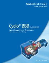 Cyclo® BBB - Sumitomo Drive Technologies