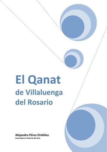 El Qanat de Villaluenga del Rosario Alejandro Pérez Ordóñez