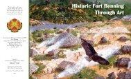 Historic Fort Benning Through Art - Fort Benning - U.S. Army