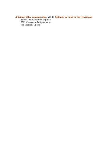 Las galerías filtrantes o qanats - Organización social y Riego