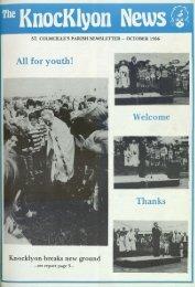Knocklyon News_October 1986.pdf - South Dublin Libraries